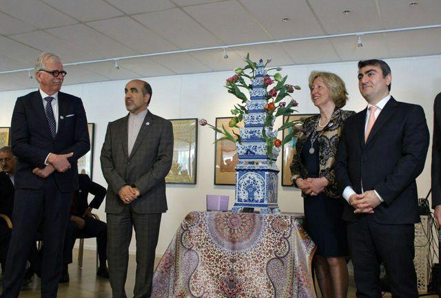 هفته فرهنگی ایران در هلند برگزار شد