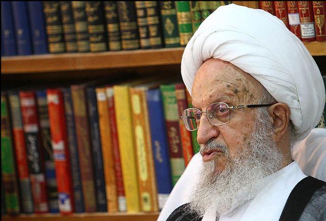 تکذیب نقل قول منتسب به آیت الله مکارم شیرازی
