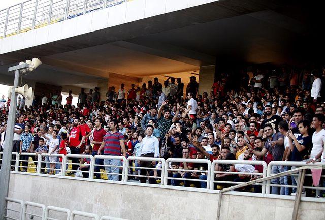مرور درس اتحاد در ورزشگاه شهید کاظمی