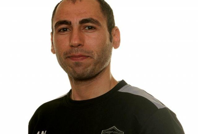 مربی ایرانی در کادر فنی تیم ملی فوتبال کره