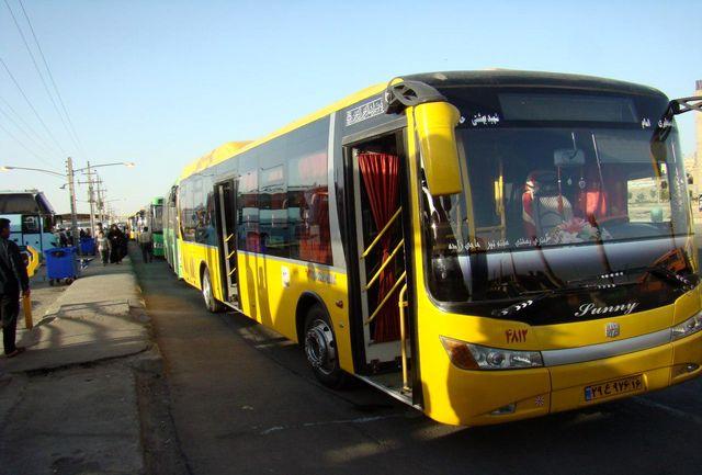 بازسازی ۳۰۰ دستگاه اتوبوس در قم