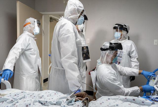 جان باختگان کرونا در البرز به 1034 نفر رسید/ بستری 104 بیمار جدید فقط در 24 ساعت گذشته!