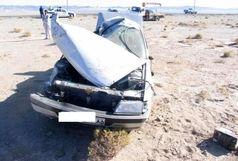 سرعت غیرمجاز پژو 405 یک کشته و 3 مجروح برجای گذاشت