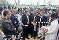 افتتاح پروژه ۹۰ میلیارد ریالی مجتمع آموزشی ۲۴ کلاسه کنارک