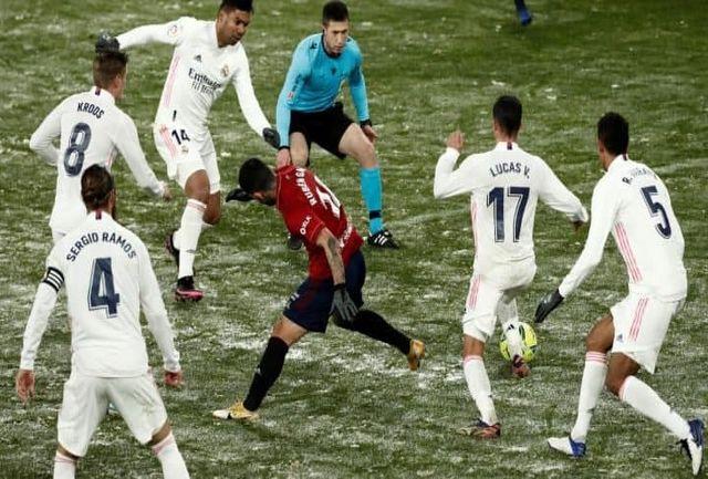 مقصر بحران و تساوی رئال مادرید فوتبالی نبود!