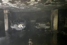جزئیات آتش سوزی یک واحد مسکونی محله مجیدیه تهران + عکس