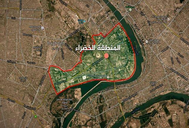 اطلاعاتی درباره حمله راکتی به منطقه سبز بغداد در دست داریم