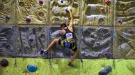 سنگنوردان قزوینی در اردوی تیم ملی