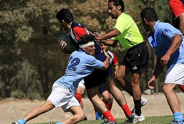تیم ملی راگبی تمرینات خود را از سر گرفت