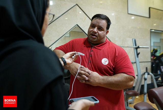 هدف کادرفنی تکرار نتایج پارالمپیک 2012 است/ وجود یک روانشناس از بدنه وزنهبرداری به تیم کمک میکند
