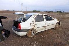 سانحه رانندگی در آزادراه قزوین-رشت یک کشته به جا گذاشت