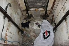 سقوط کارگر 16 ساله از ساختمان نیمه ساز مترو شهید علیخانی
