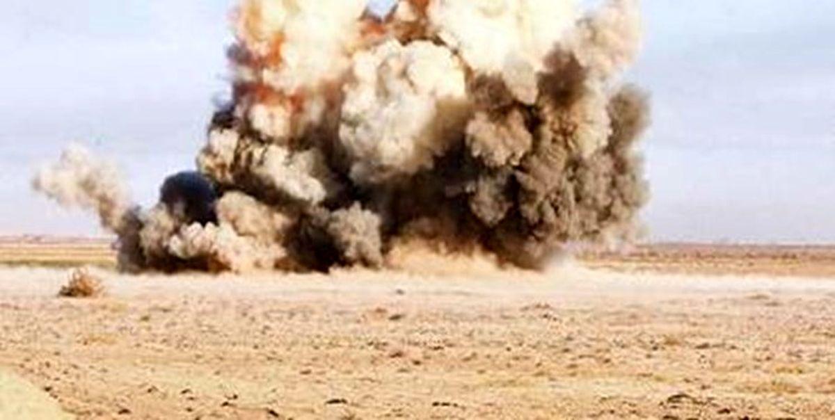 انفجار مین در دهلران یک مصدوم برجای گذاشت