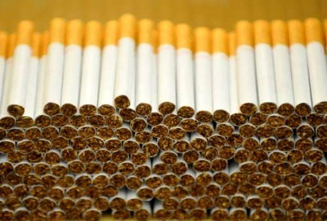 کشف بیش از 87 هزارنخ سیگار قاچاق
