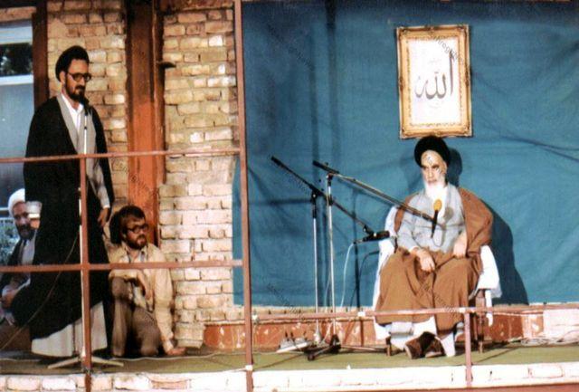 نمایشنامهخوانی زندگی امام خمینی (ره) در جماران