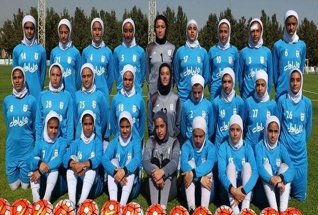 ترکیب نوجوانان ایران مقابل ماریانای شمالی اعلام شد