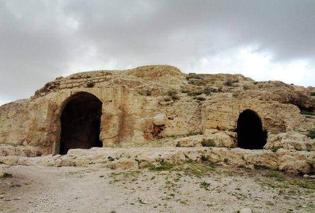 آتشکده آذرخش -داراب