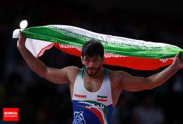 جاکارتا زیر پای یزدانی/ اولین مدال طلای کاروان ایران بدست آمد