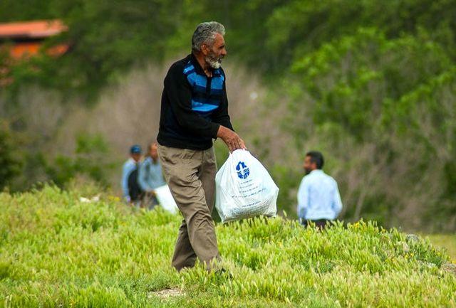 ۶۳۰۰ همیار طبیعت در استان همدان فعالیت  می کنند