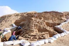کشف بقایای دژ تاریخی مربوط به دوره هخامنشی در محوطه ریوی خراسان شمالی