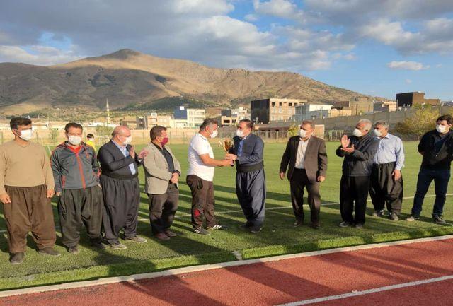 حضور نماینده کردستان در جام حذفی کشور