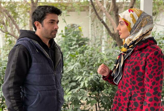 «حسین مهری» و «مریم مومن» جلوی دوربین «همبازی» رفتند