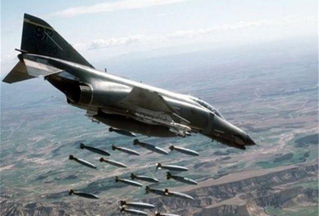 جنگندههای سعودی رادیو «الحدیدة» یمن را هدف قرار دادند