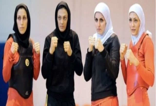 سپاهان و دانشگاه آزاد صدرنشین مشترک لیگ برتر ووشو بانوان