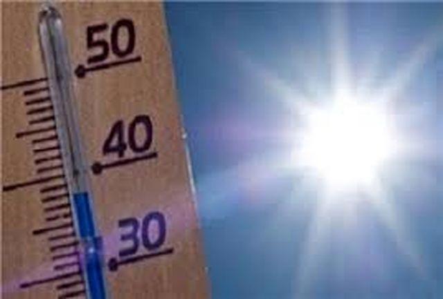 دمای هوا در برخی مناطق استان به زیر صفر رسید
