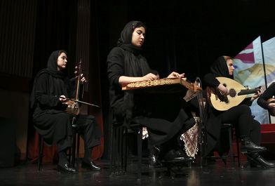 پنجمین شب سی و چهارمین جشنواره موسیقی فجر - فرهنگسرای نیاوران
