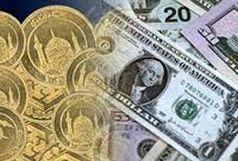 ریزش سکه و دلار در آخرین ساعات بازار