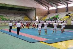 شروع مقتدرانه تیم ملی کبدی ایران در برابر حریفان