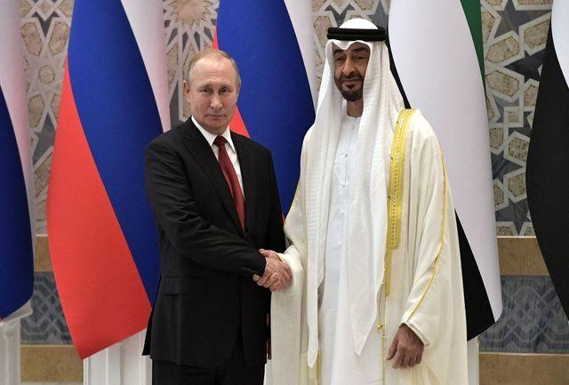 پوتین با ولیعهد امارات درباره واکسن کرونای روسی گفت وگو کرد