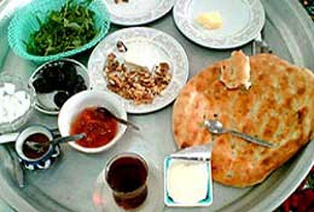 جشنواره غذا و صبحانه سالم در 17 منطقه تهران برگزار می شود