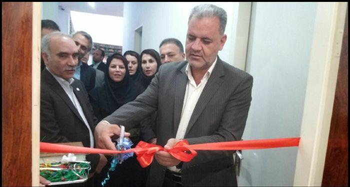 آیین افتتاح آزمایشگاه کنترل کیفیت آب شهر بومهن برگزارشد