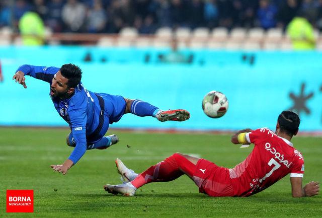 بازیکنان کلیدی استقلال دیدار با نساجی مازندران را از دست دادند