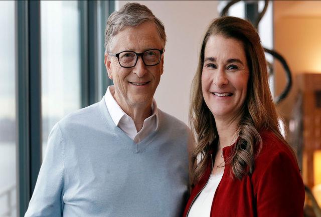 جدایی بیل گیتس از همسرش بعد از ۲۷ سال