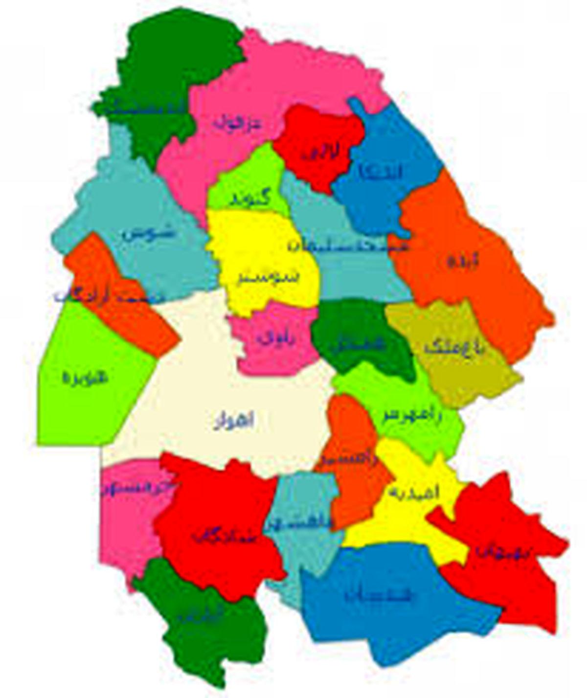 تعداد دقیق شهدای جنگ تحمیلی استان خوزستان