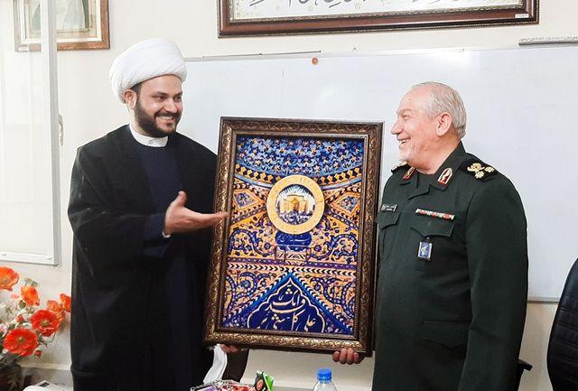 الکعبی: سفارت آمریکا پایگاهی نظامی و ریشه اصلی معضلات عراق است/ رحیمصفوی: راهبرد کنونی واشنگتن قطع ارتباط عراق و ایران است