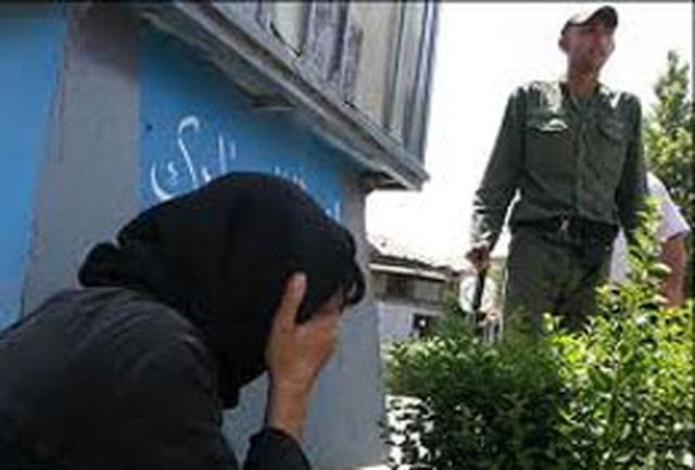 پایان سریال جیب بریهای خواهران جوان در کرمانشاه