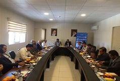برگزاری نشست معاونین ادوار خدماتشهری شهرداری بندرعباس