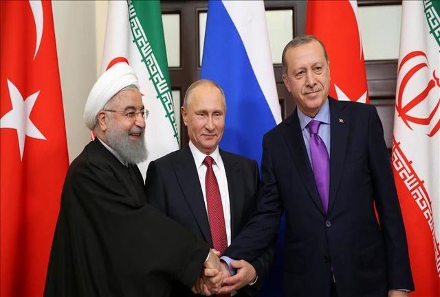 پوتین، روحانی و اردوغان به زودی دیدار میکنند