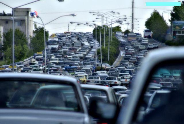 آخرین وضعیت جوی و ترافیکی محورهای مواصلاتی کشور