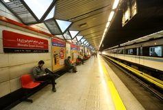 خط یک مترو برای شرکت کنندگان در راهپیمایی اربعین رایگان است
