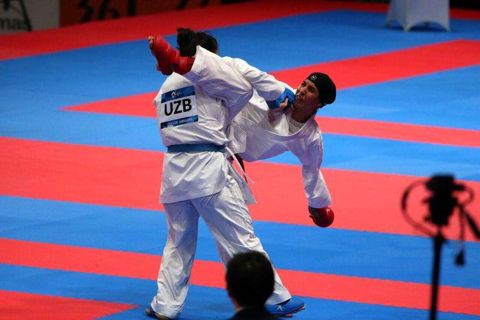 فدراسیون جهانی اسامی المپیکیهای کاراته از طریق رنکینگ را اعلام کرد
