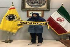 سرمربی تیم فوتبال بانوان سپاهان معرفی شد