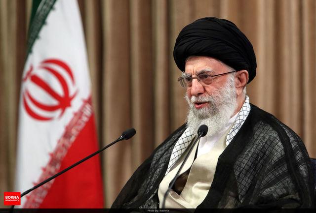 رهبر انقلاب اسلامی درگذشت والد امام جمعه زاهدان را تسلیت گفتند
