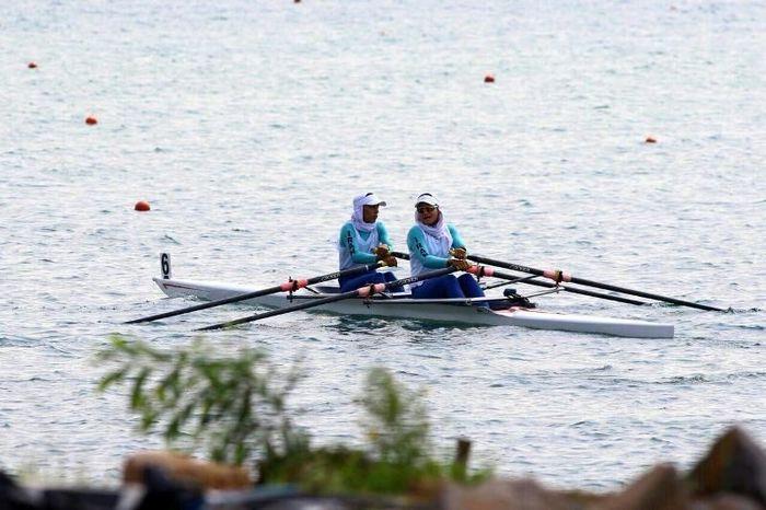 بانوی قایقران گیلانی در مسابقات قهرمانی جهان حضور می یابد