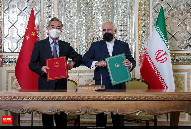 """بیانیه امضای سند """"برنامه همکاری جامع فیمابین ایران و جمهوری خلق چین"""""""