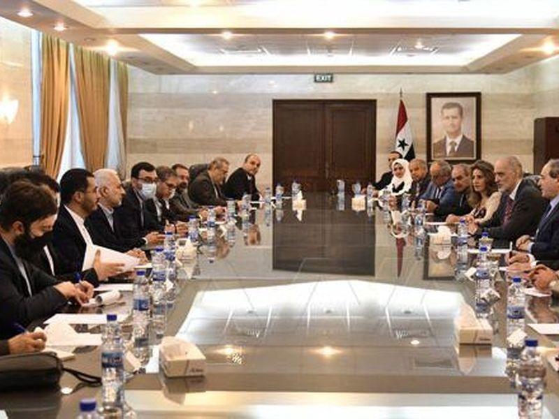روابط دمشق و تهران یک الگوست
